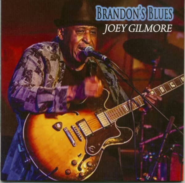 Brandon's Blues (CD)