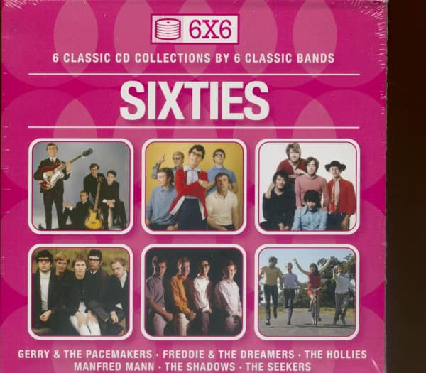 Sixties (6-CD Papersleeve Collection)