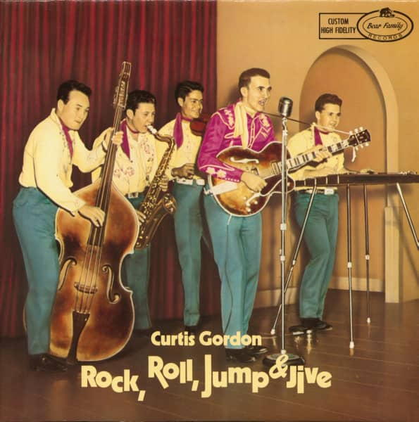 Rock, Roll, Jump & Jive (LP)