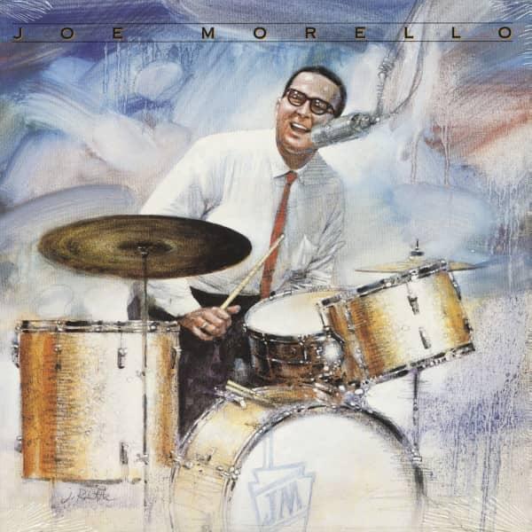 Joe Morello (LP, Cut-Out)