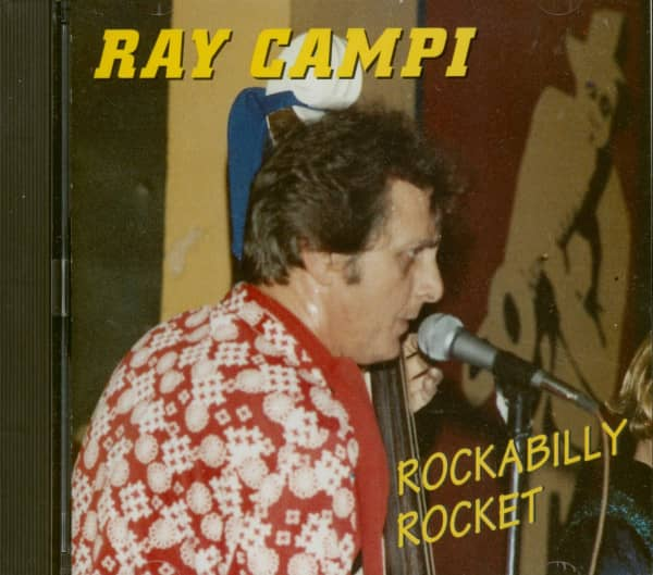 Rockabilly Rocket (CD)