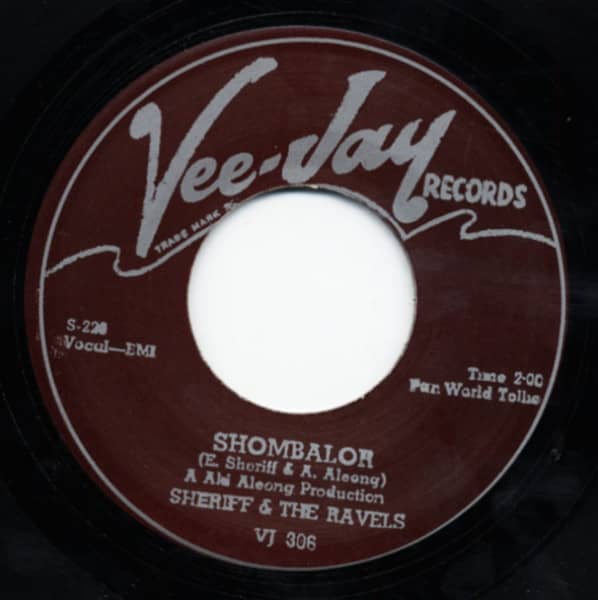 Shombalor - Lonely One 7inch, 45rpm