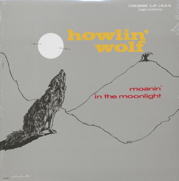 Moanin' In The Moonlight (LP, 180g Vinyl)