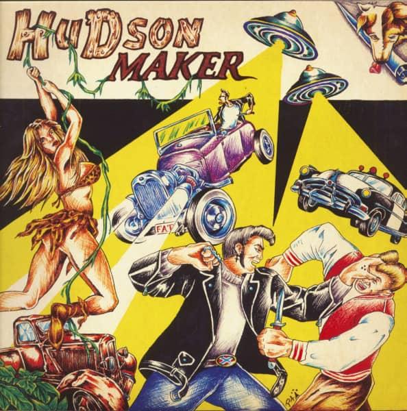 Hudson Maker (LP)
