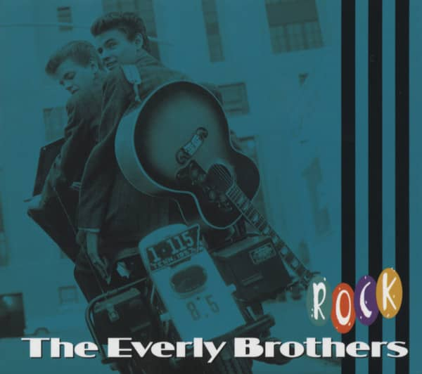 The Everly Brothers Rock (CD)