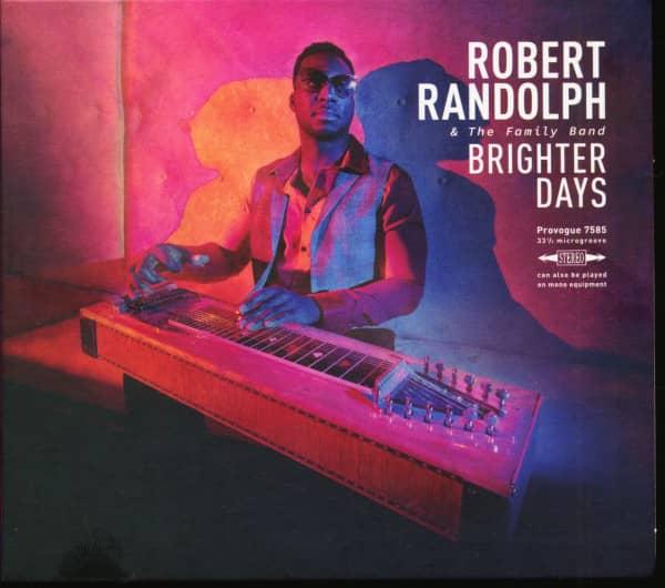 Brighter Days (CD)