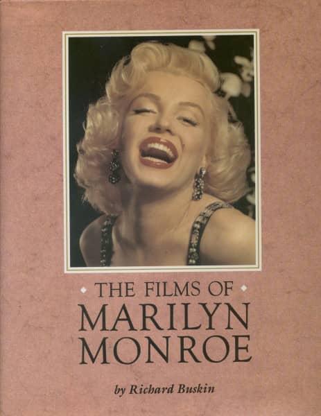 The Films of Marilyn Monroe by Richard Buskin