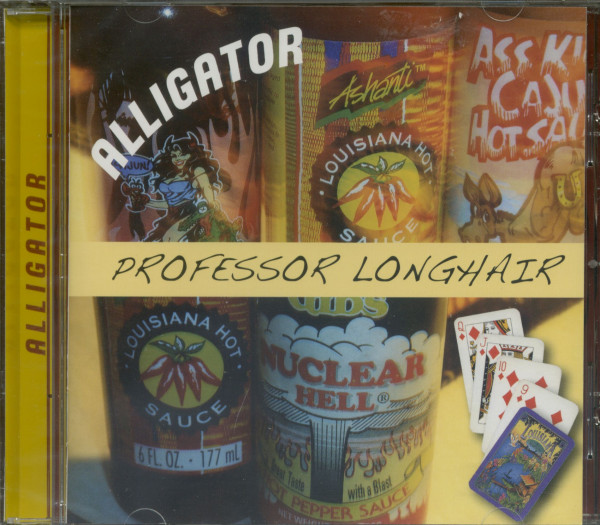 Alligator (CD)