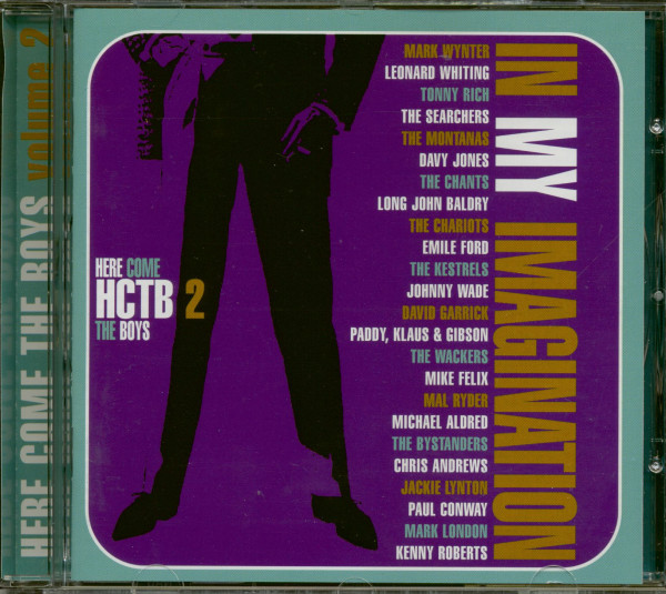 Here Come The Boys Vol.2 (CD)