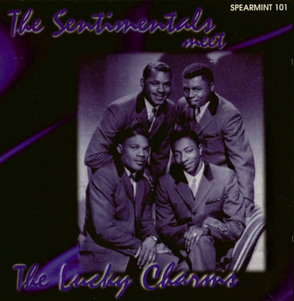The Sentimentals Meet The Lucky Charms (CD)