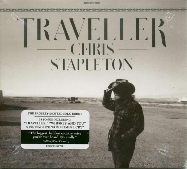 Traveller (CD)