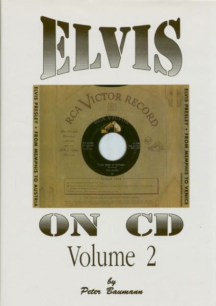Elvis On CD Vol.2 (1992-94) by Peter Baumann