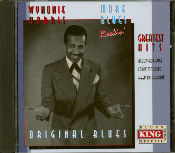 More Blues Rockin' (CD)