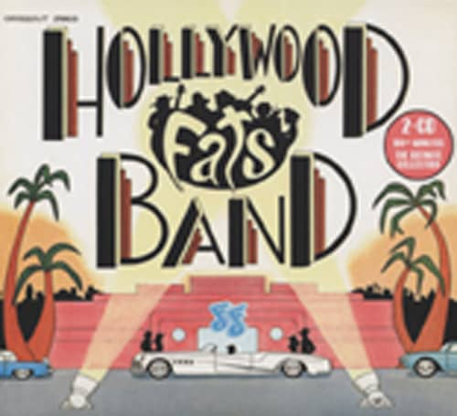075cd0f6c95 HOLLYWOOD FATS BAND CD  Complete 1979 Studio Sessions (2-CD) - Bear ...