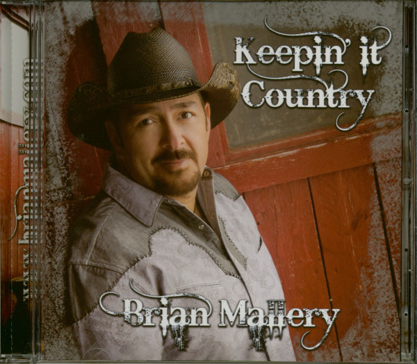 Keepin' It Country (CD)