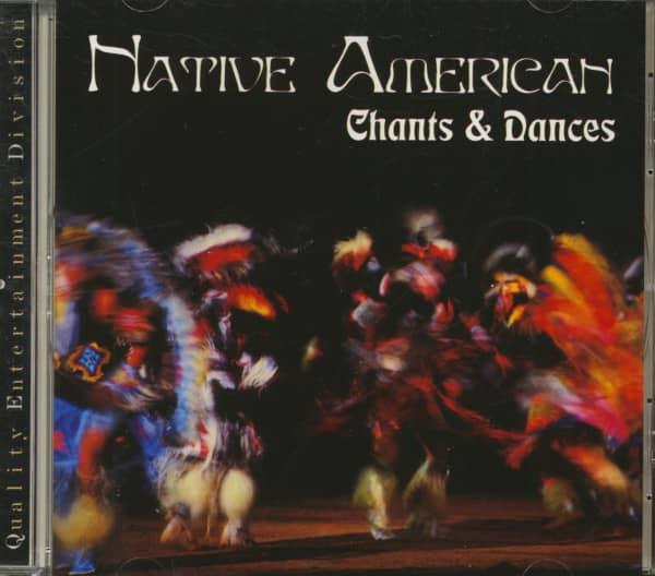 Native American Chants & Dances (CD)