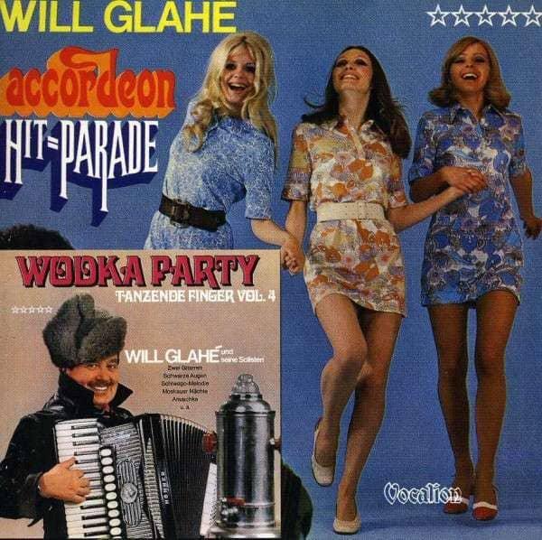 Wodka Party - Accordeon Hit-Parade