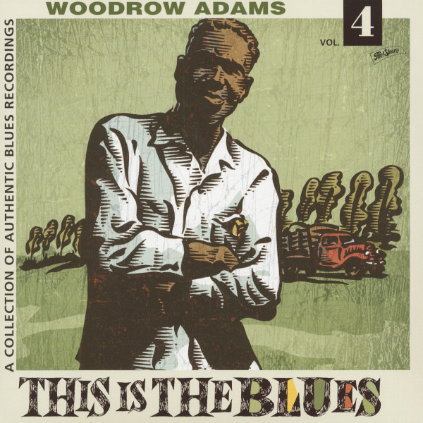This Is The Blues Vol.4 - Collection Of Authentic Blues Recordings