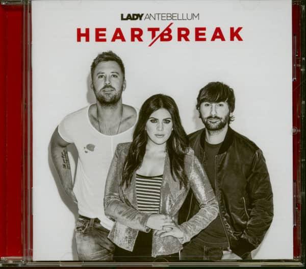 Heart Break (CD)