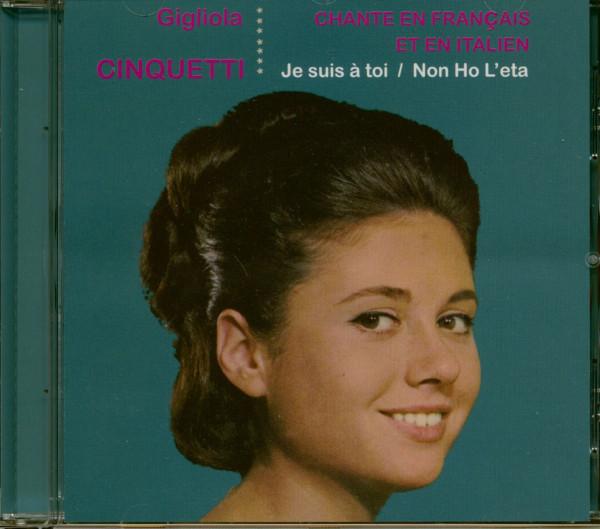 Chante En Francais Et En Italien (CD)