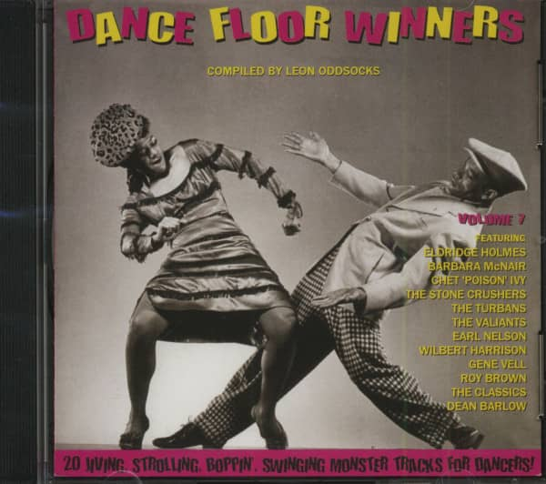 Dance Floor Winners Vol.7 (CD)