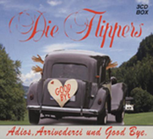 Adios, Arrivederci und Good Bye (3-CD)