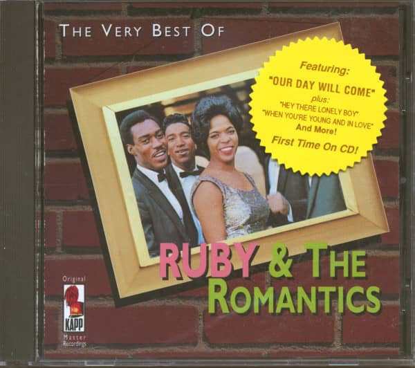 The Very Best Of Ruby & The Romantics (CD)