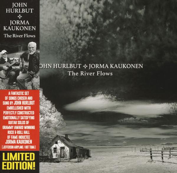 The River Flows (CD, Ltd.)