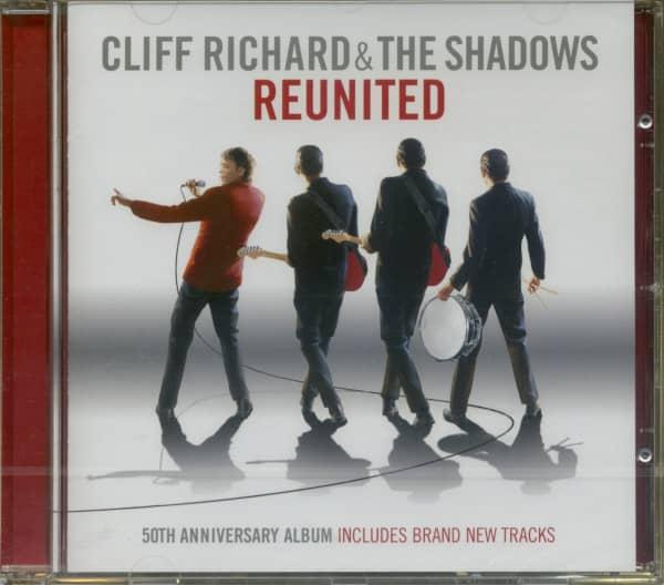 Reunited - 50th Anniversary Album (CD)
