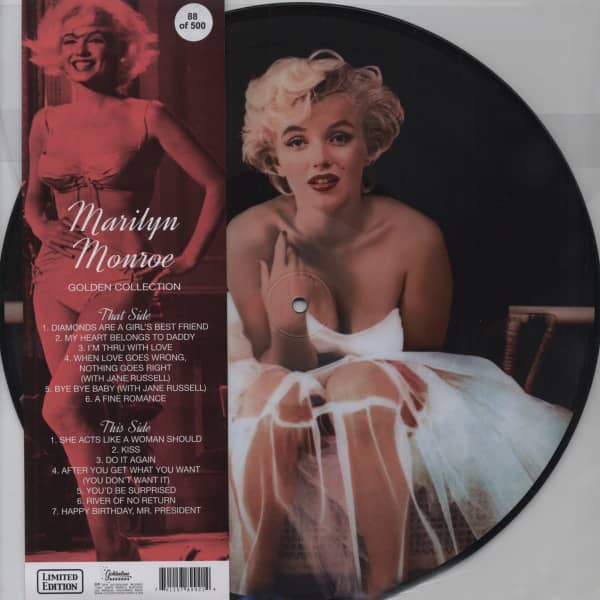 Golden Collection (Picture Disc)