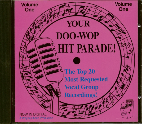 Your Doo-Wop Hit Parade Vol.1 (CD)