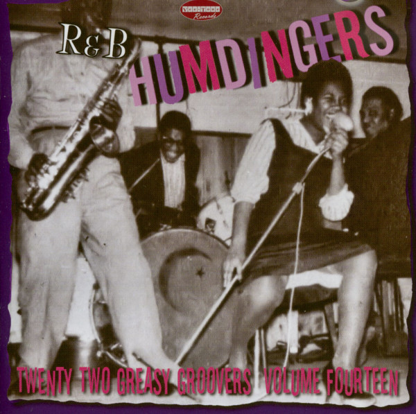 R&B Humdingers Vol.14 (CD)