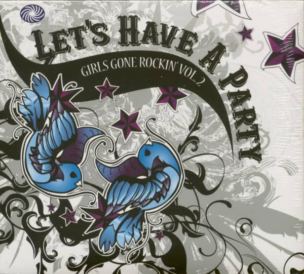 Let´s Have A Party - Girls Gone Rockin Vol.2 (3-CD)