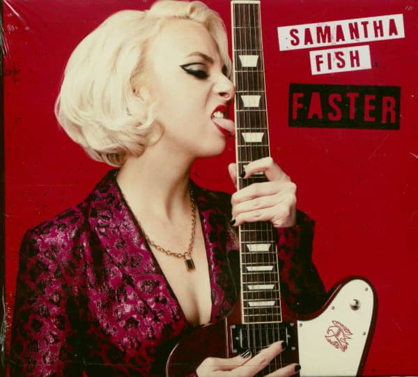 Faster (CD)