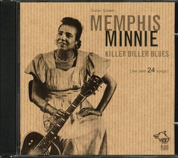Killer Diller Blues (CD)