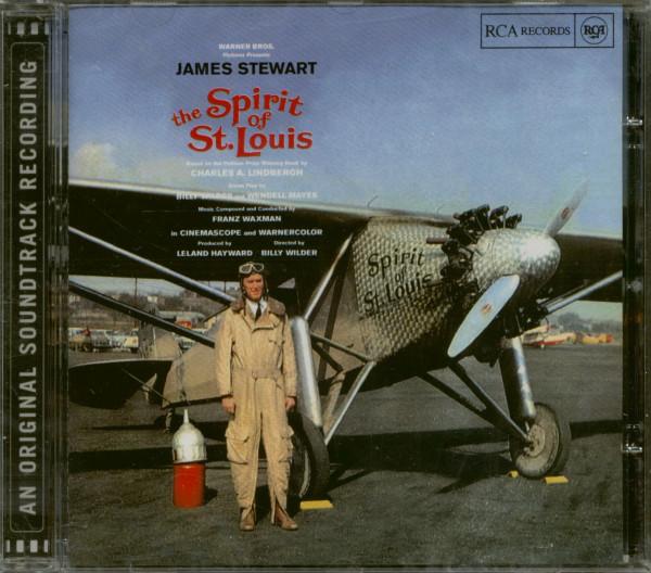 The Spirit Of St. Louis (CD)