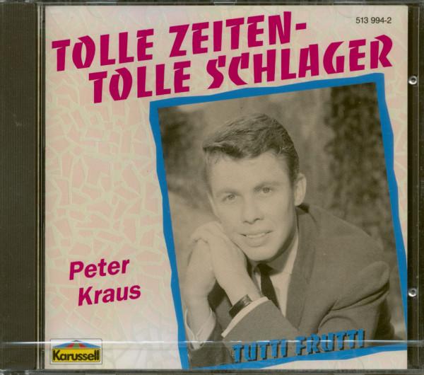 Tolle Zeiten - Tolle Schlager (CD)