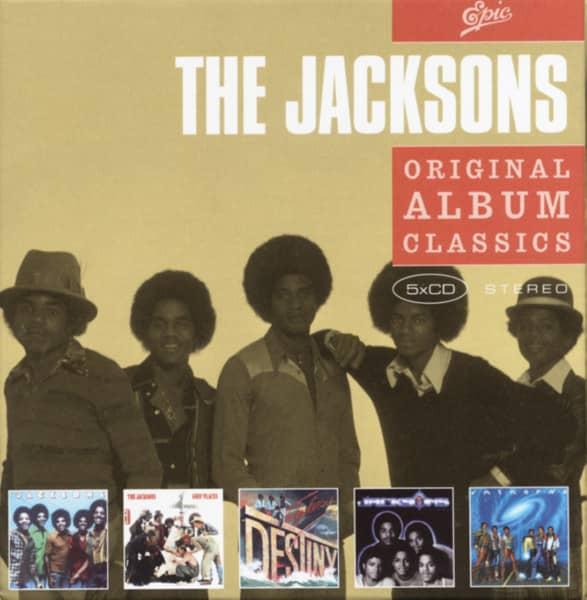 Original Album Classics...plus (5-CD)