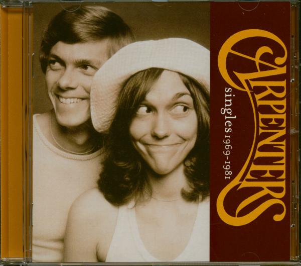 Singles 1969-1981 (CD)