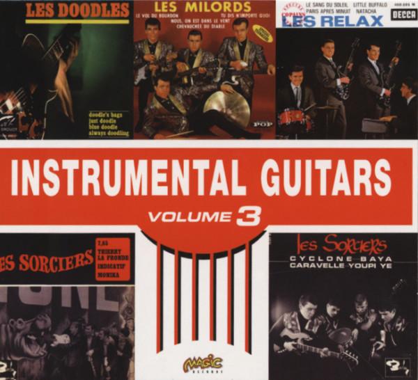 Vol.3, Instrumental Guitars