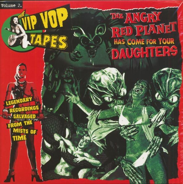 The Vip Vop Tapes Vol.2 (LP)