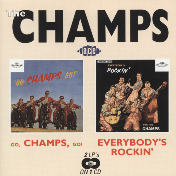 Go, Champs, Go - Everybody's Rockin'