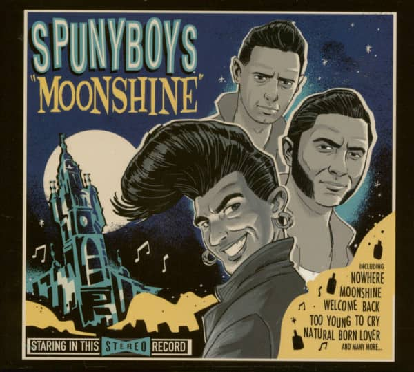 Moonshine (CD)