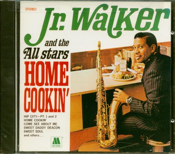 Home Cookin' (CD)