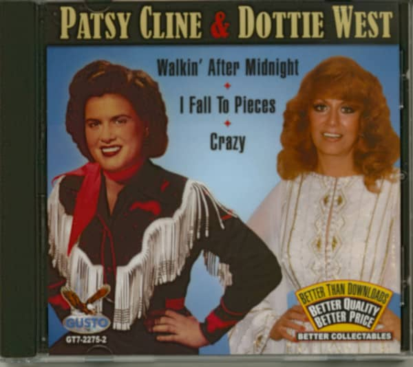 Patsy Cline and Dottie West (CD)