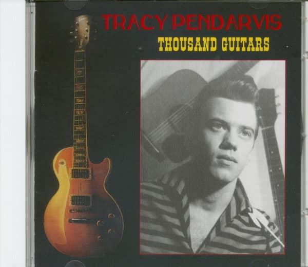 A Thousand Guitars (CD)