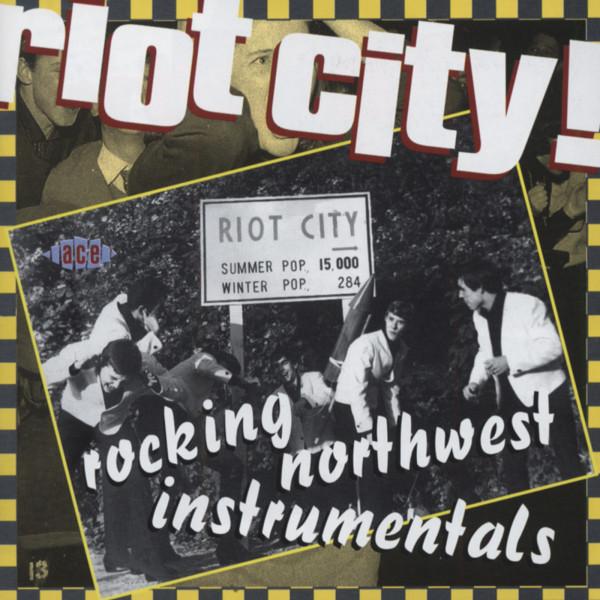 Riot City - Rocking Northwest Instros