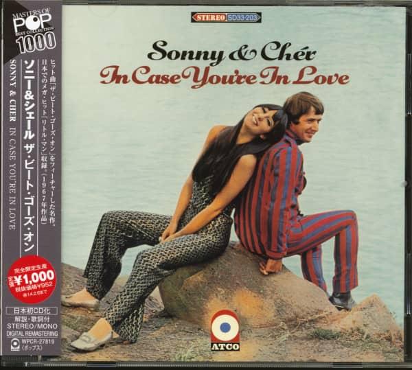 In Case You're In Love (CD, Japan)