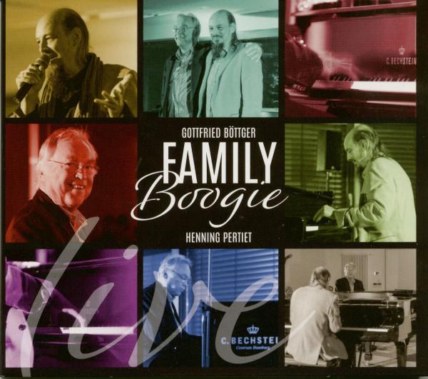 Family Boogie (CD)