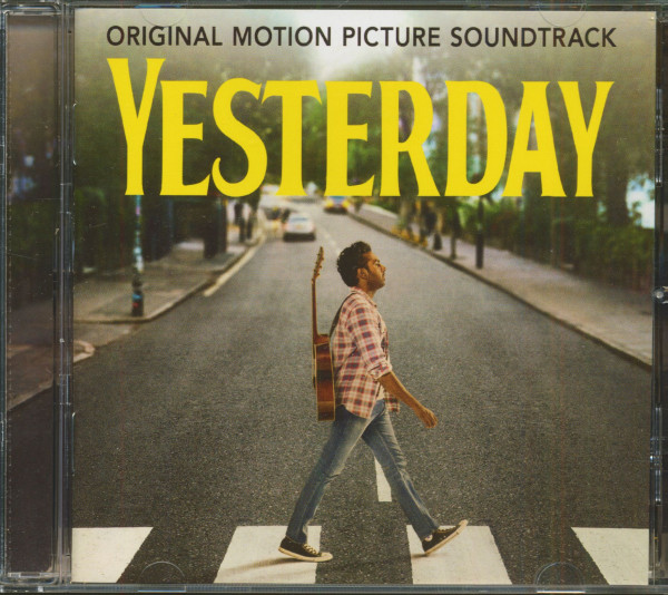 Yesterday - Original Motion Picture Soundtrack (CD)